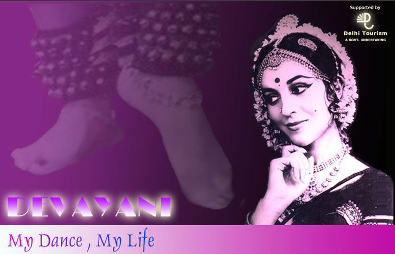Devayani, Bharat Natyam Dancer,India ""