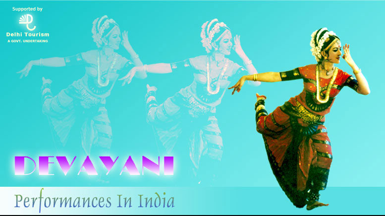 Devayani, Bharat Natyam Dancer,India""