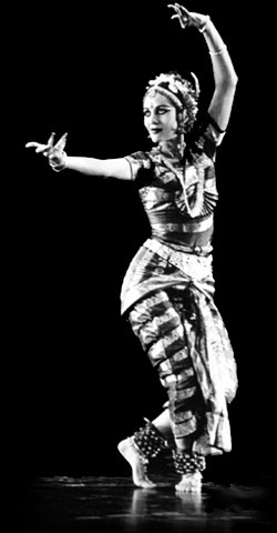 Devayani, Bharat Natyam Dancer,India